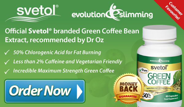 Where to get Dr. Oz Green Coffee Extract in Greater Manchester England?