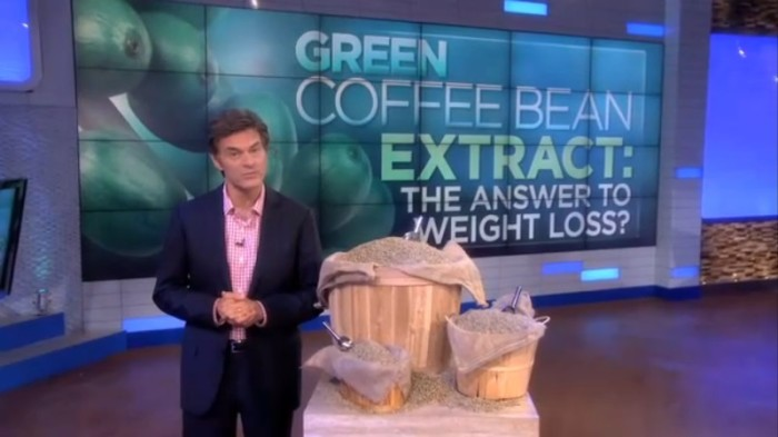Where to get Dr. Oz Green Coffee Extract in El Paso USA?