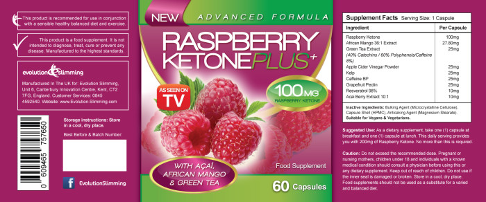 Buy Raspberry Ketone in Carlisle United Kingdom